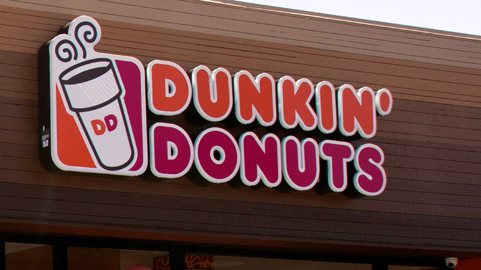 ​Dunkin' Donuts ditches titanium dioxide from pastry
