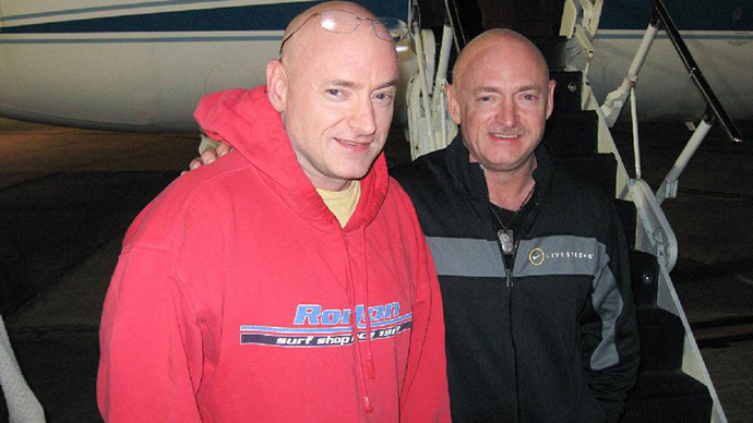 Twin objectives: NASA astronaut takes 1yr mission as Earth-bound brother monitored
