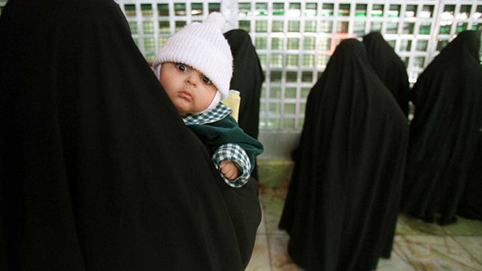 Iran to ban vasectomies, curb abortion & contraceptives in effort to triple population