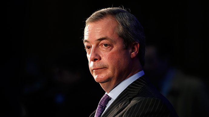 ​Farage: 'If the Green Party won the election, we'd all be living in caves'