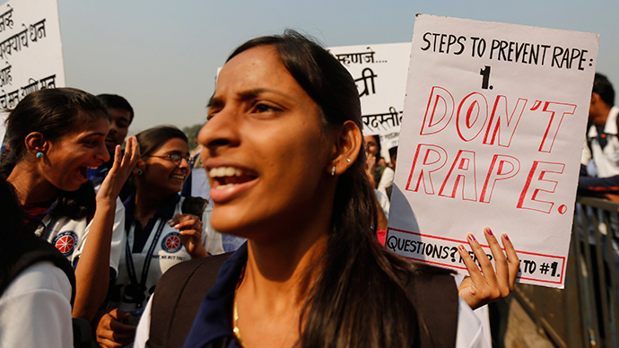 Self-defense stick: Indian doctor's device wards off would-be rapists