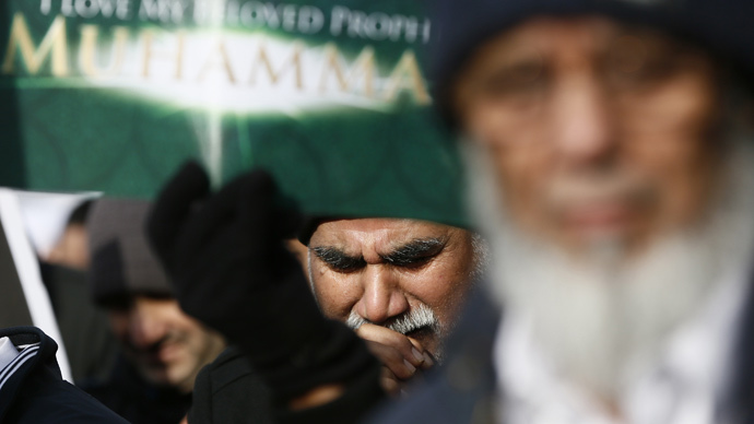 UK Muslims sign public statement against Islam 'witch-hunt'