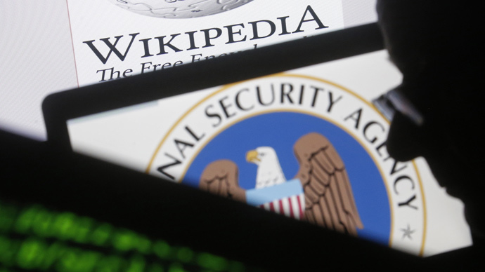 'We have proof': Wikipedia co-founder says NSA targeted organization