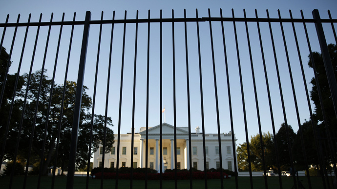 Suspicious White House envelope tests positive for cyanide