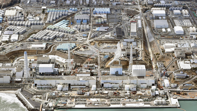 750 tons of Fukushima plant water leaked – TEPCO