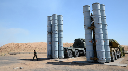 Russian S-300 missile systems capable of targeting near space 'enter service'