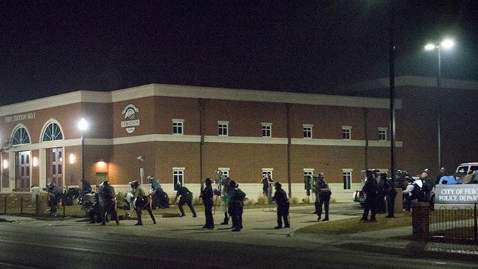 ​'This is really an ambush' – St. Louis police chief on Ferguson shooting