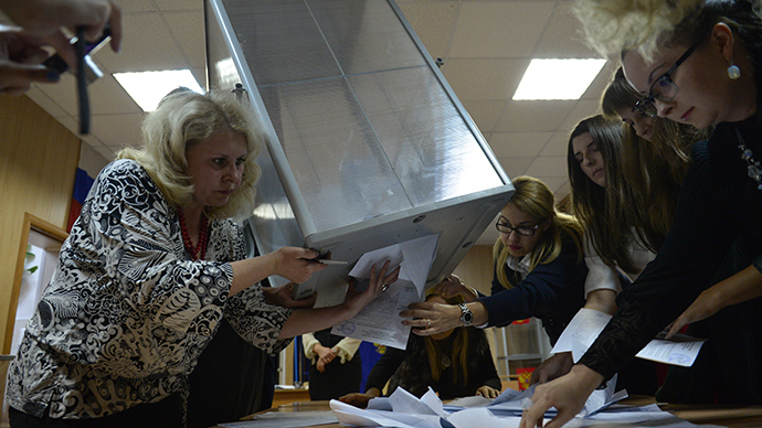 Russian senator suggests testing mental health of candidates in elections