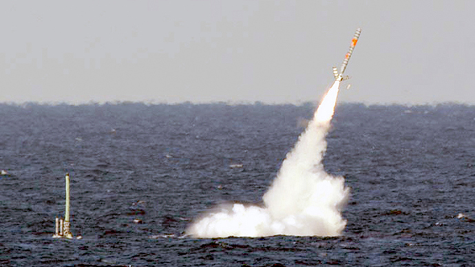 Tomahawk cruise missile (Reuters)