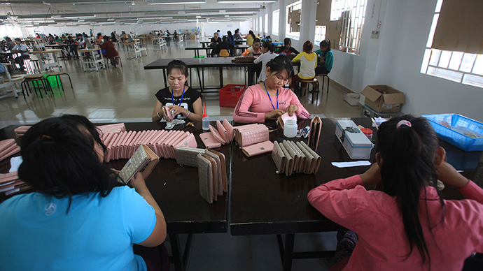 'Exploitation': Clothing labels accused of Cambodia worker discrimination, child labor