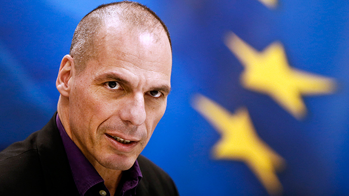 European Central Bank 'asphyxiating' Greece - Varoufakis