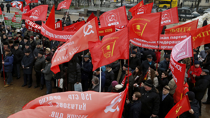 'Slap sanctions on nations that supply weapons to Ukraine' - Communists to PM