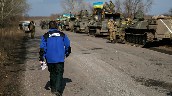 OSCE prolongs Ukraine mission for a year, doubles observer numbers
