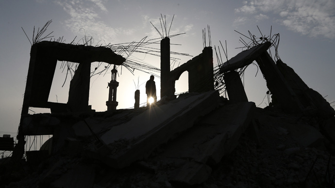​Hamas rejects 5-year Israeli truce in exchange for end to Gaza blockade