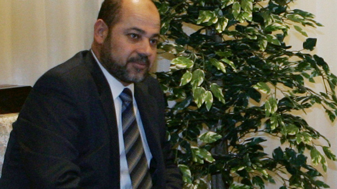 Mousa Abu Marzouk (Reuters / Khaled al-Hariri)