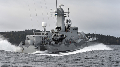 Swedish military wants $700mn to hunt subs after autumn 'chase'