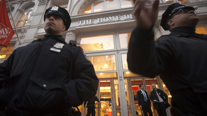 NYPD accused of targeting people who recorded chokehold death