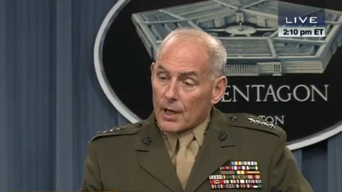 US General: ISIS recruits could enter America via Caribbean, S. America