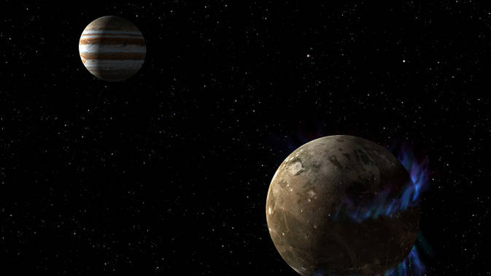 Jupiter moon Ganymede could have ocean with more water than Earth – NASA