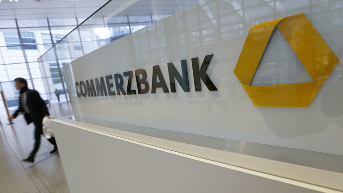 Commerzbank fined $1.5bn for doing business with sanctioned Iran and Sudan