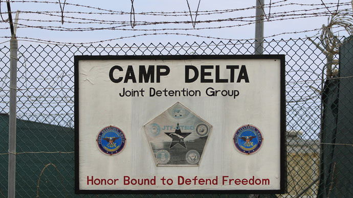 Guantanamo prisoners now throwing feces, urine, sperm & vomit at guards