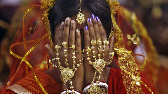 Bride & prejudice: Groom minus wife after failing simple math test