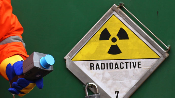 Van transporting radioactive material crashes in Bosnia