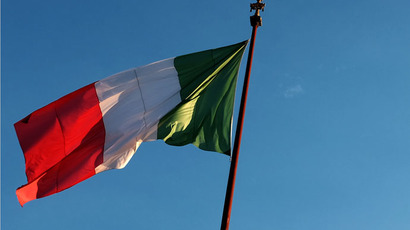 Italy's debt burden now at record high 132% of GDP