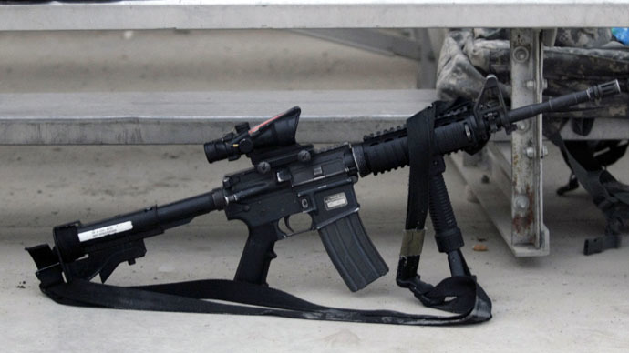 Ban on armor-penetrable AR-15 ammo pushed to House