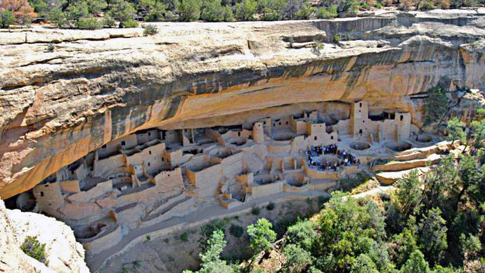 Fracking will ruin sacred, preserved sites in the 'American cradle of civilization' - lawsuit
