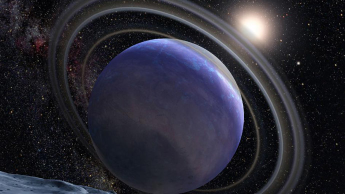Giant exoplanet 129 light yrs away has water, carbon monoxide in atmosphere – study
