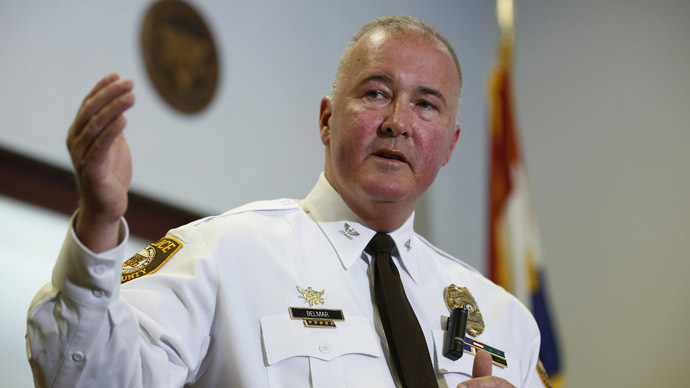 Police wary of overreaction, pursuing several leads in Ferguson police shooting