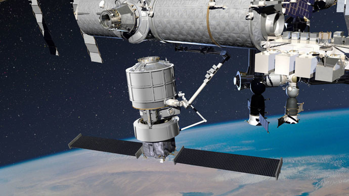 Lockheed Martin spacecraft aims to resupply ISS, support deep space travel