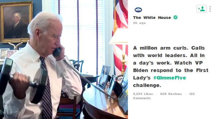 From meme to reality: Joe Biden turns into Motivational Biden