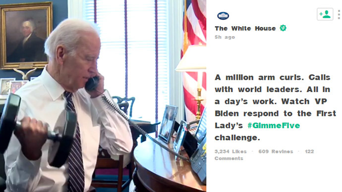 From meme to reality: Joe Biden turns into Motivational Biden