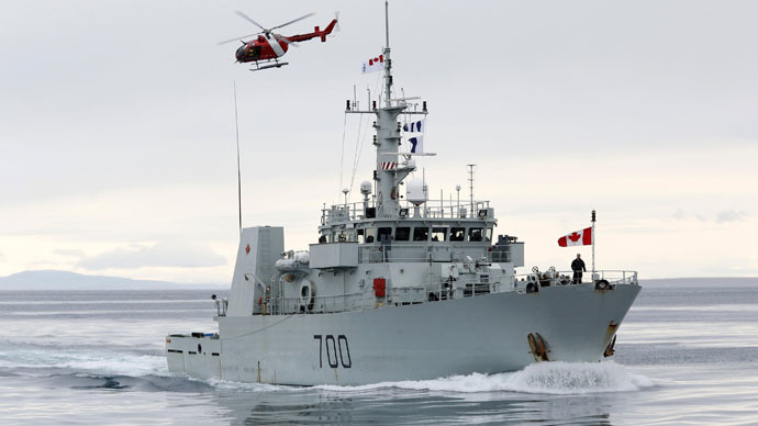 Canada to spend billions on Arctic military equipment - report