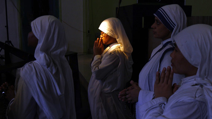 Elderly nun gang-raped at Christian missionary school in India