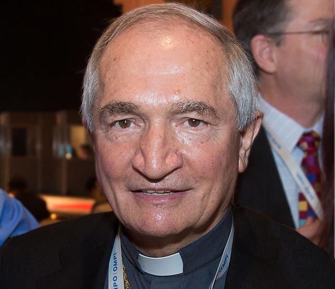 Silvano Maria Tomasi (Image from wikipedia.org)