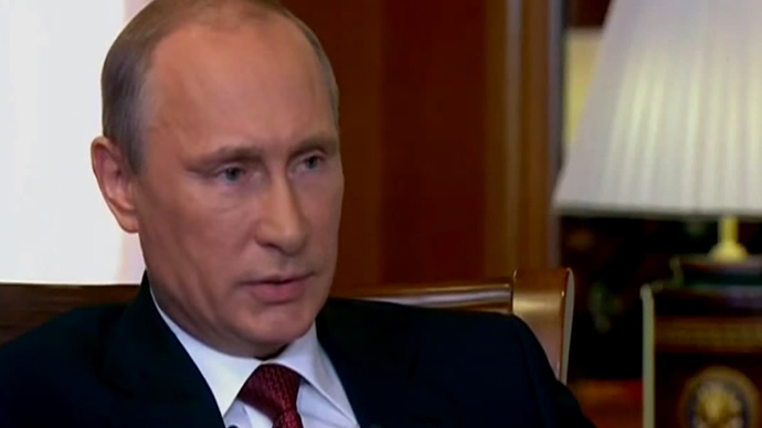 Putin in film on Crimea: US masterminds behind Ukraine coup, helped train radicals