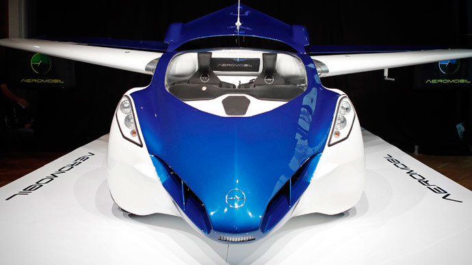 Fifth Element Flying Cars To Hit Skies By 2017