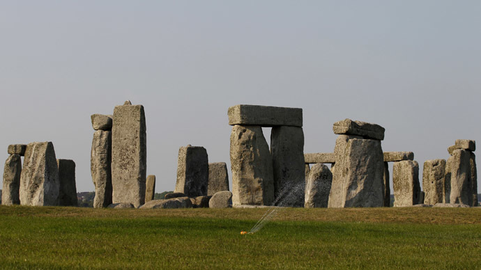 Sacred high? Stonehenge supported an elevated altar for prehistoric worshipers, theory suggests