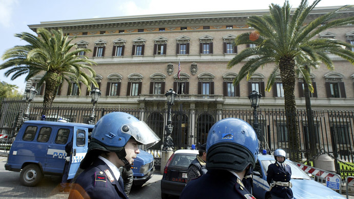 'Sale' of US Embassy in Rome in elaborate scam lands 'property brokers' in court