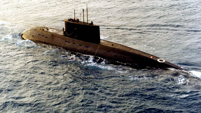 Latvia reports 2 Russian 'black hole' subs & research ship on edge of territorial waters