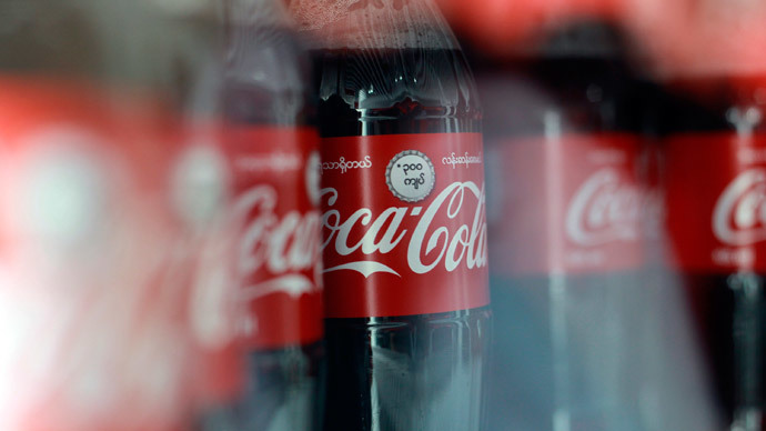 Coca-Cola pays health experts to suggest soda as a healthy snack