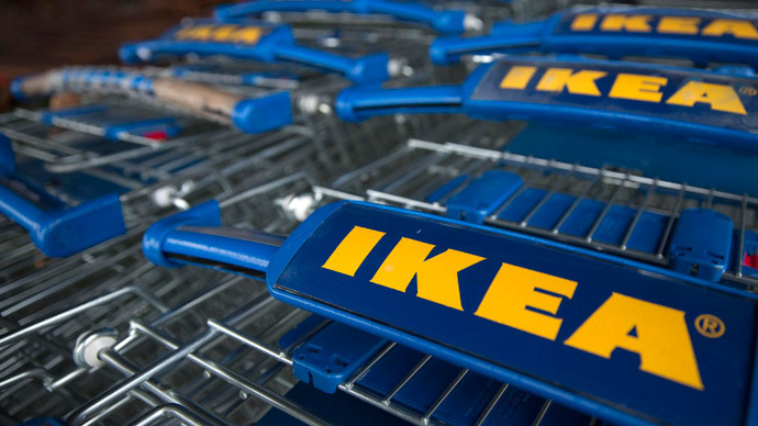 Out for the count: IKEA bans hide-and-seek games in Dutch stores