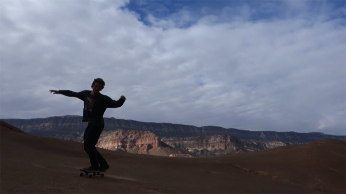 Screenshot from video video by Clay Shank