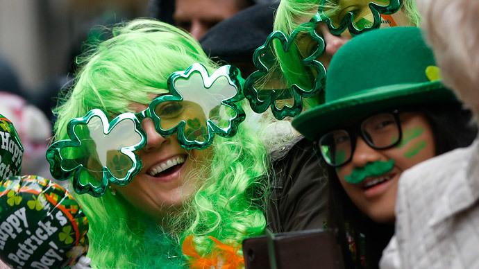 St. Patronizing Day: Aussie PM Abbott under fire over Irish video message