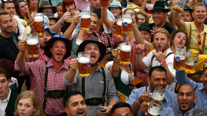 1.2 million liters of beer 'underreported' in Oktoberfest
