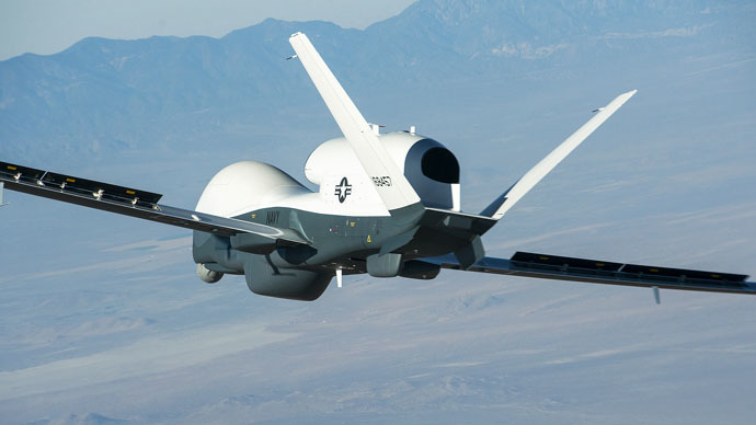 Syrian air defenses bring down US surveillance drone – reports