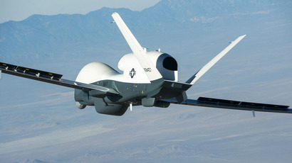 Syrian air defenses bring down US surveillance drone – reports